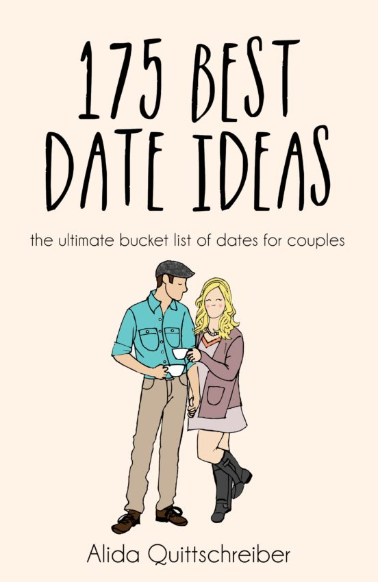 175 Best Date Ideas Cover