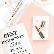 Best Paid Survey Sites in 2016-Reviews of Legit Companies