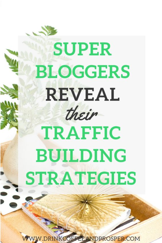 Super Bloggers Reveal their Traffic Building Strategies