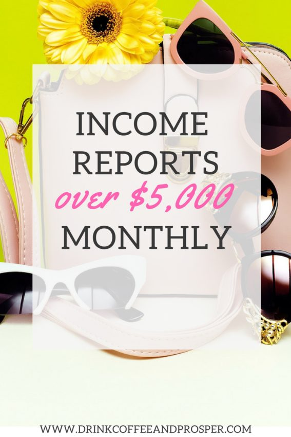 Income Reports $5,000+ monthly