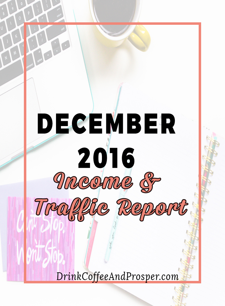 Dec 2016 Income Report