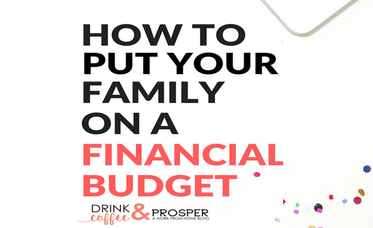 How to Put Your Family on a Financial Diet