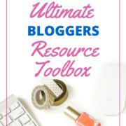 The Ultimate Bloggers Toolbox