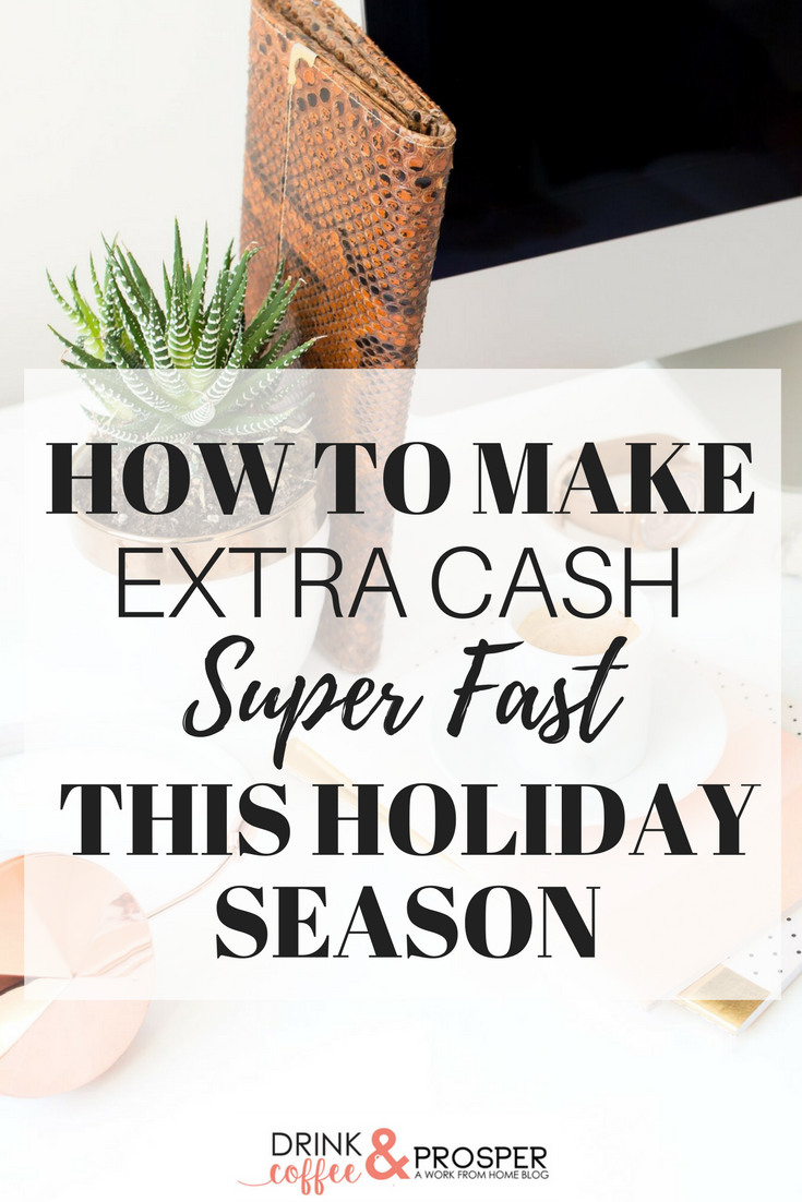 How to Make Extra Money This Holiday Season