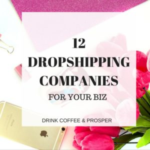 LIST OF 12 DROPSHIPPERS FOR YOUR ECOMMERCE BUSINESS