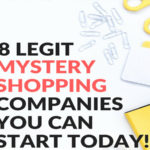 8 Legit Ways to Make Money Mystery Shopping