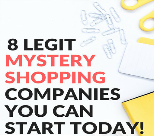 How to Make Money Mystery Shopping Today: 8 Proven Techniques