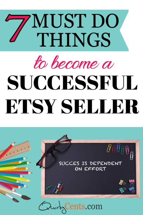 7 Things You Must Do to Be a Successful Etsy Seller ...