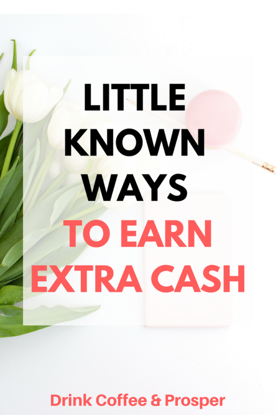How to Earn Extra cash with these super easy side jobs
