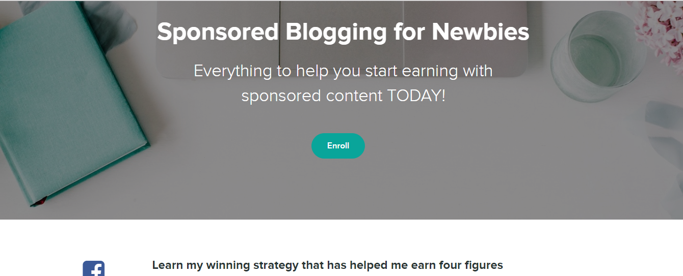How to Make $4,000/Month with Sponsored Blogging