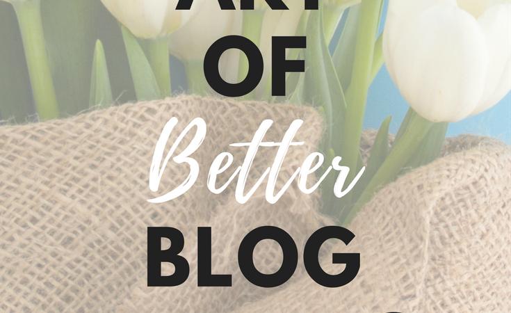 The art of better blog traffic