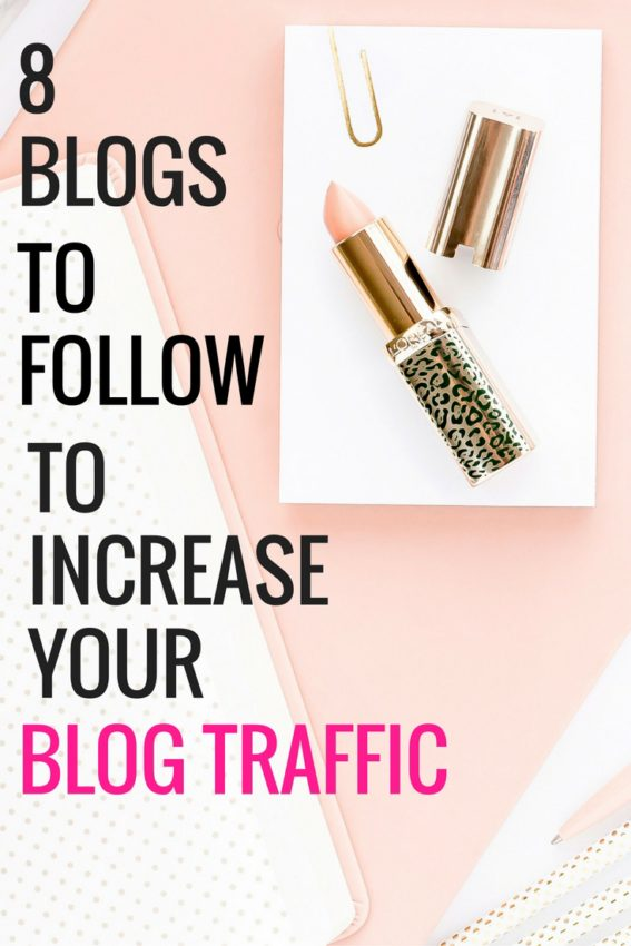 8 Favorite Blog Posts about Increasing Visitor Traffic