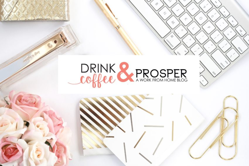 Drink Coffee & Prosper