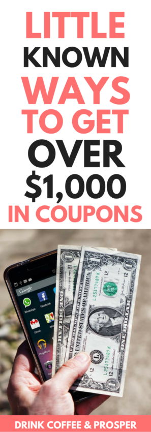 These Companies Will Give You $1,000+ in Free Coupons