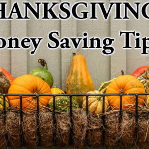 Gobble up These Thanksgiving Savings